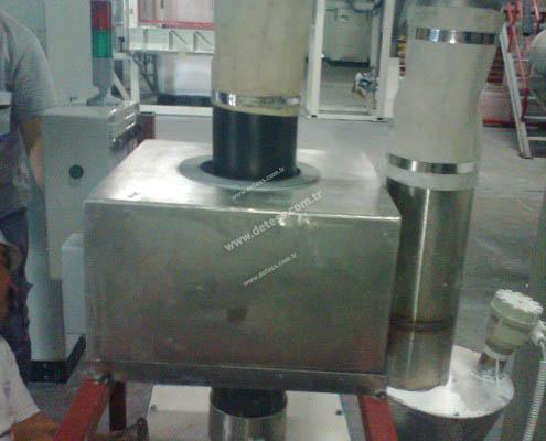 Pipe Metal Detector