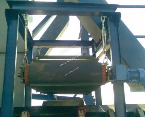 Swivel Belt Self-Cleaning Separators