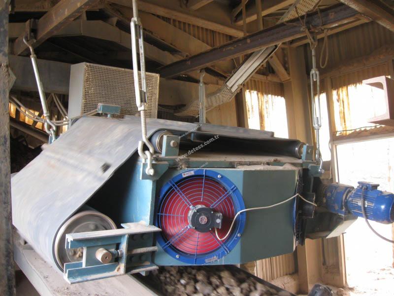Yağ Soğutmalı Elektro Magnet