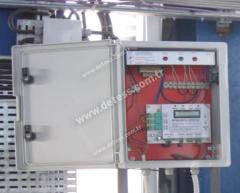Tek Sensörlü Metal Dedektör Panosu